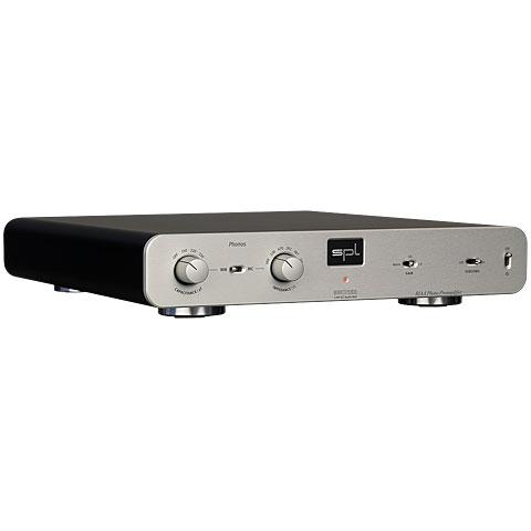 Previo de micrófono SPL Pro-Fi Phonos silver