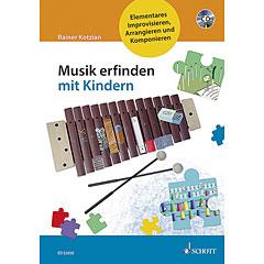 Schott Musik erfinden mit Kindern « Leerboek