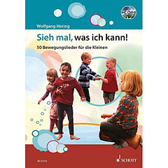 Schott Sieh mal, was ich kann! « Instructional Book