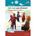 Εκαπιδευτικό βιβλίο Schott Sieh mal, was ich kann!