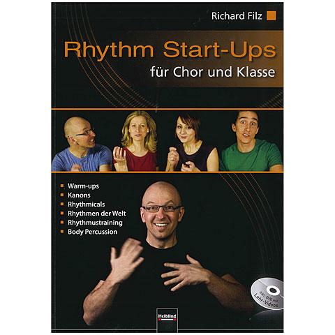 Helbling Rhythm Start-ups für Chor und Klasse