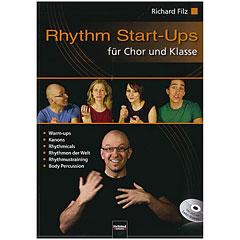 Helbling Rhythm Start-ups für Chor und Klasse « Lehrbuch