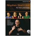 Lehrbuch Helbling Rhythm Start-ups für Chor und Klasse