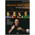 Helbling Rhythm Start-ups für Chor und Klasse « Instructional Book