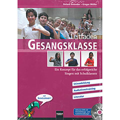 Helbling Leitfaden Gesangsklasse (Lehrerband und Schülerheft Gesangsklasse) « Lehrbuch