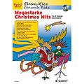 Нотная тетрадь  Schott Megastarke Christmas Hits