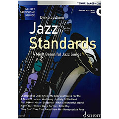 Schott Saxophone Lounge - Jazz Standards Tenor Sax « Libro de partituras