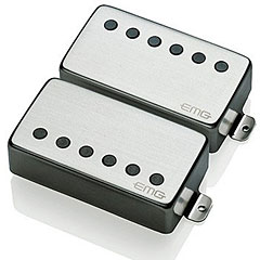 EMG 57/66 Set Brushed Chrome « Electric Guitar Pickup