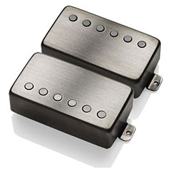EMG 57/66 Set Brushed Black Chrome « Electric Guitar Pickup