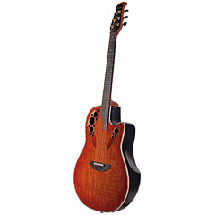 Ovation Elite Plus 2078AX-OKB « Westerngitarre