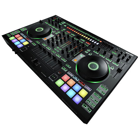 Roland DJ-808 Mixer