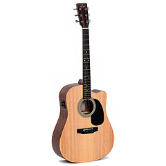 Sigma Guitars DMC-STE + « Acoustic Guitar