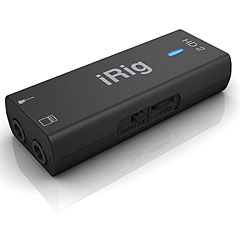 IK-Multimedia iRig HD 2 « Carte son, Interface audio