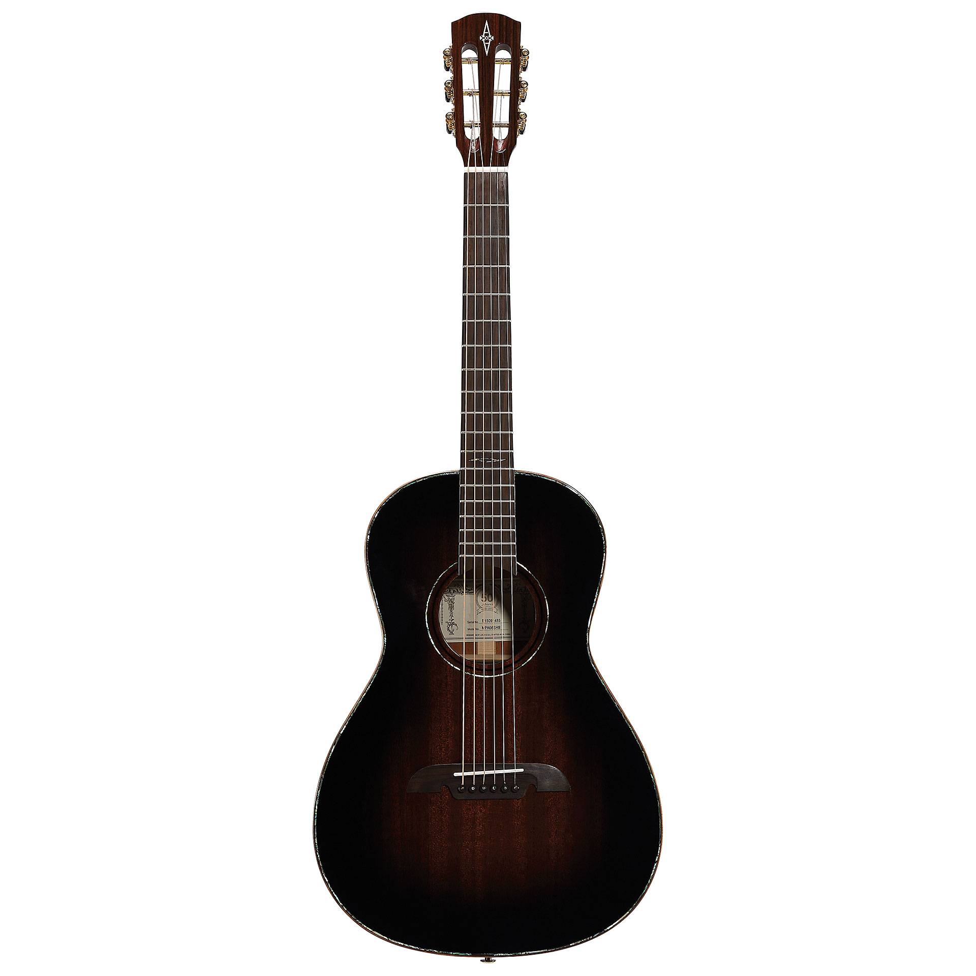 alvarez mpa66shb parlor acoustic guitar musik produktiv. Black Bedroom Furniture Sets. Home Design Ideas