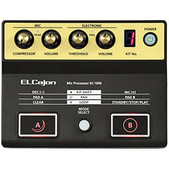 Roland EC-10M ELCajon Mic Processor « Cajon Add-on