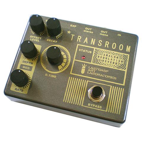 Pedal guitarra eléctrica Lastgasp Art Laboratories Transroom