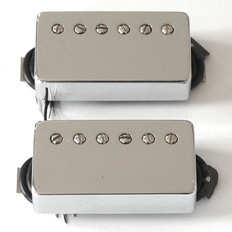 Pickup E-Gitarre Bare Knuckle Riff Raff Coverd Set