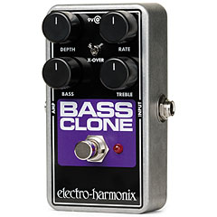 Electro Harmonix Bass Clone Chorus « Effets pour basse électrique