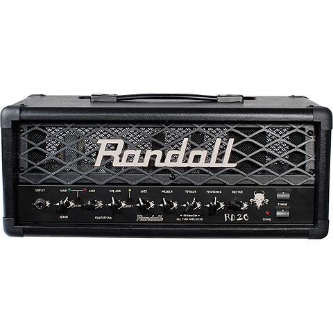 Randall RD20H Head