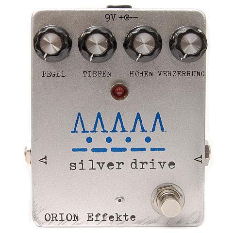 Effets pour guitare électrique Orion FX Silver Drive