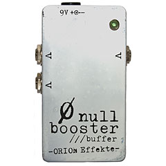 Orion FX Null Booster « Guitar Effect