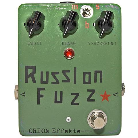 Orion FX Russlon Fuzz