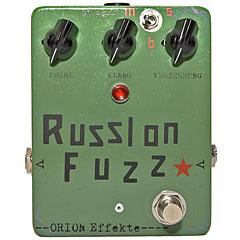 Orion FX Russlon Fuzz « Effets pour guitare électrique