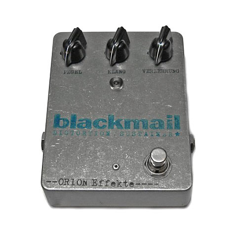 Orion FX Blackmail Fuzz