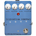 Pedal guitarra eléctrica Orion FX Distortion General