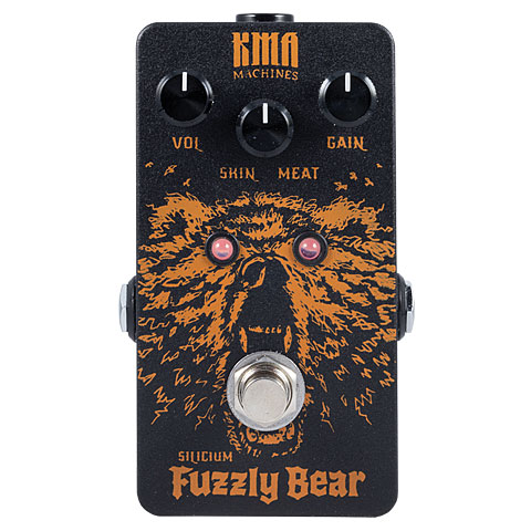 Effektgerät E-Gitarre KMA Machines Fuzzly Bear