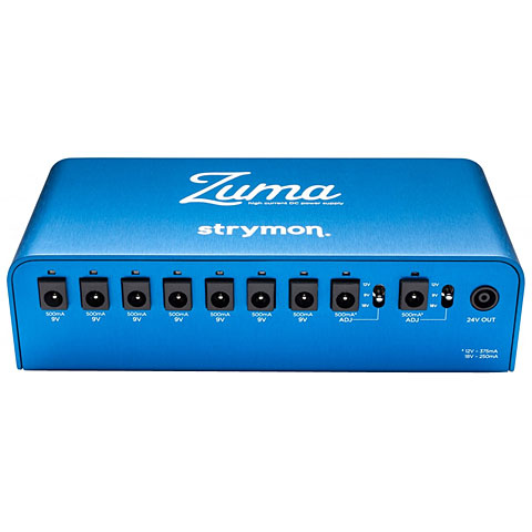 Alimentador guit./bajo Strymon Zuma Power Supply
