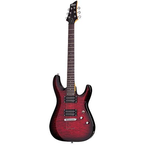 Schecter C-6 Plus « E-Gitarre
