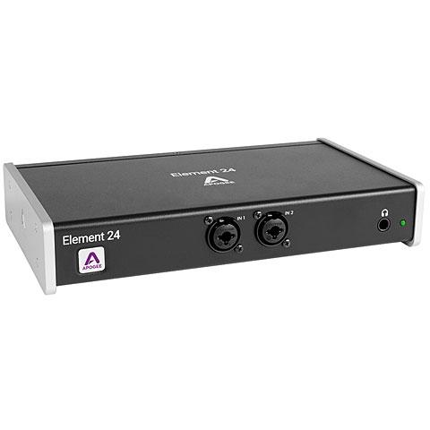 Interface de audio Apogee Element 24