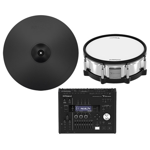E-Drum Set Roland V-Pro Series TD-50DP Digital Upgrade Pack