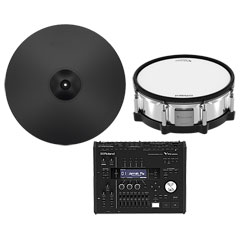 Roland V-Pro Series TD-50DP Digital Upgrade Pack « E-Drum Set