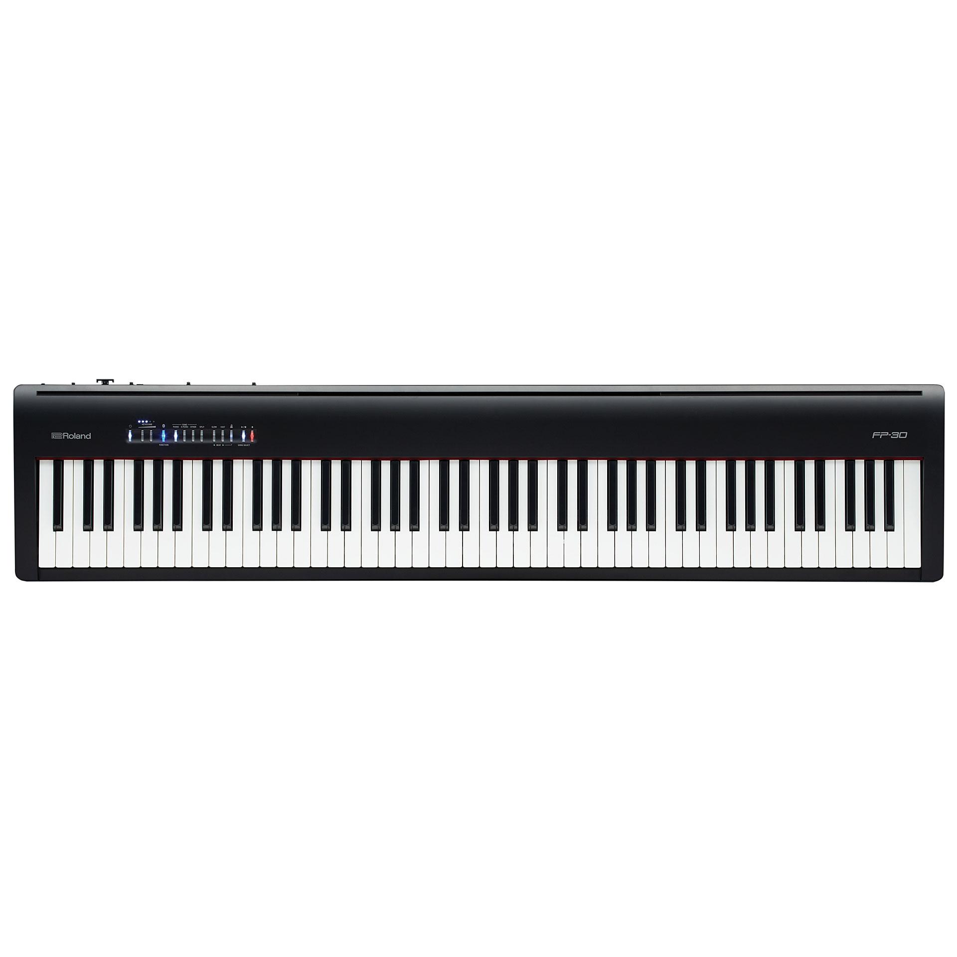 Roland Fp 30 Bk Set Ii 171 Stage Piano