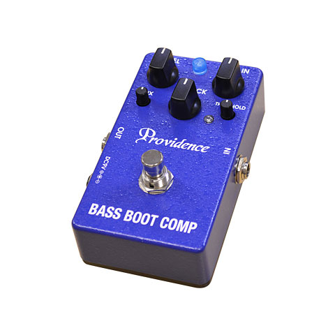 Effectpedaal Bas Providence BTC-1 Bass Boot Comp