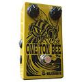 Педаль эффектов для электрогитары  Mojo Hand FX One Ton Bee