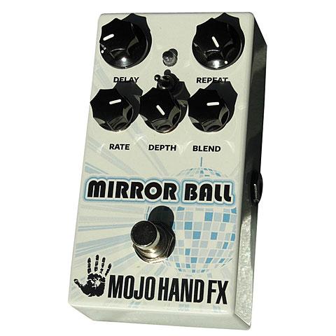 Guitar Effect Mojo Hand FX MIrror Ball Delay