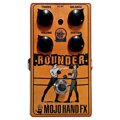 Mojo Hand FX Rounder