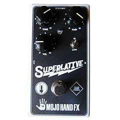 Mojo Hand FX Superlative « Pedal guitarra eléctrica