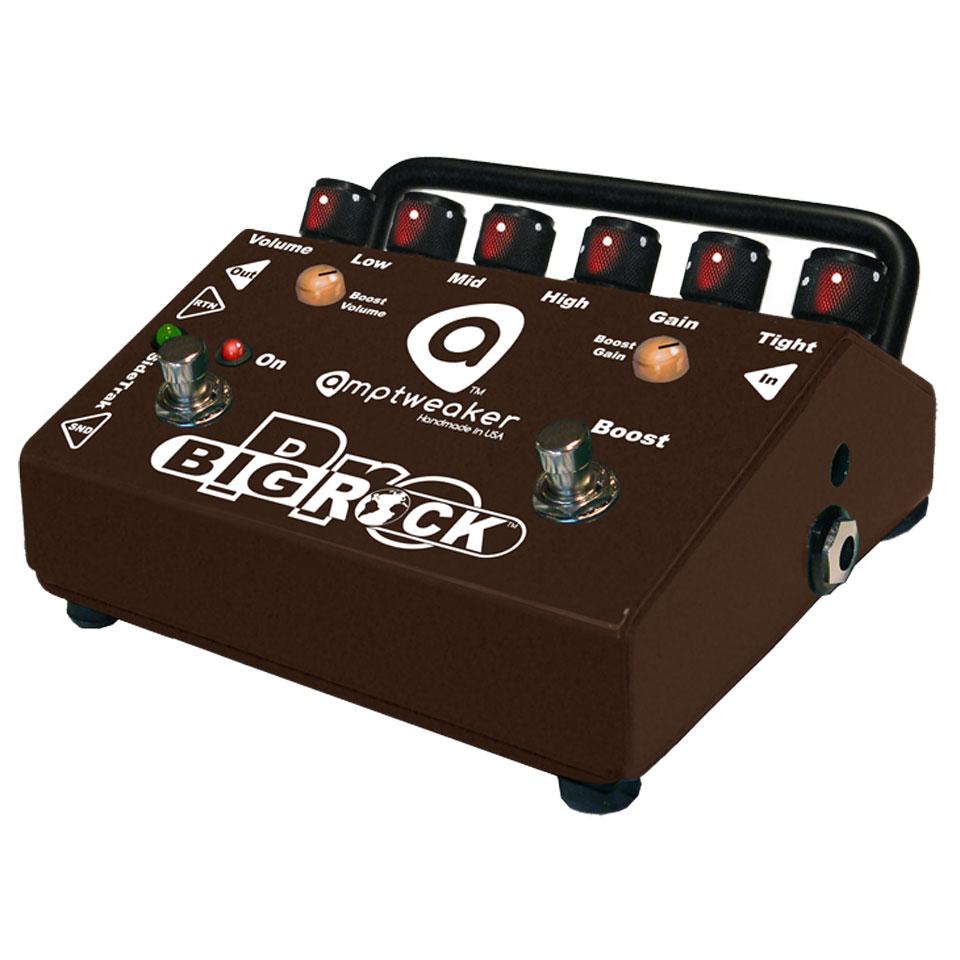 amptweaker bigrock pro distortion guitar effect. Black Bedroom Furniture Sets. Home Design Ideas
