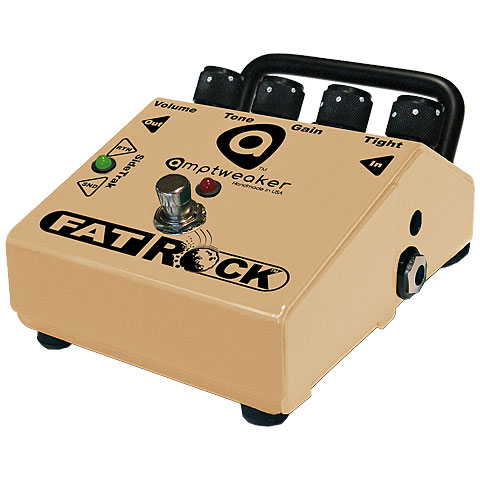 Effets pour guitare électrique Amptweaker FatRock