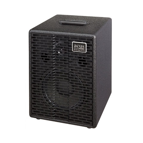 Acus One 8 Extension Cabinet Black