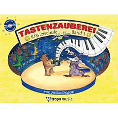 Mitropa music Tastenzauberei Band 1 (+CD) « Libros didácticos