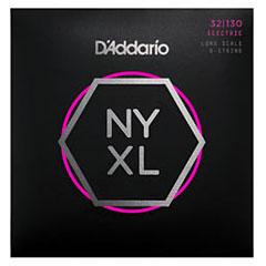 D'Addario NYXL32130 Set