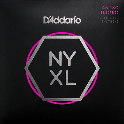 D'Addario NYXL45130SL Set