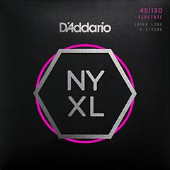 D'Addario NYXL45130SL Set « Cuerdas bajo eléctrico