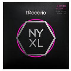 D'Addario NYXL45100SL Set « Corde basse électrique