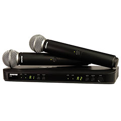 Shure BLX288E/SM58-S8 « Wireless Systems